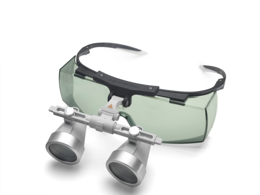 F27 - The light laser safety goggle with magnifier
