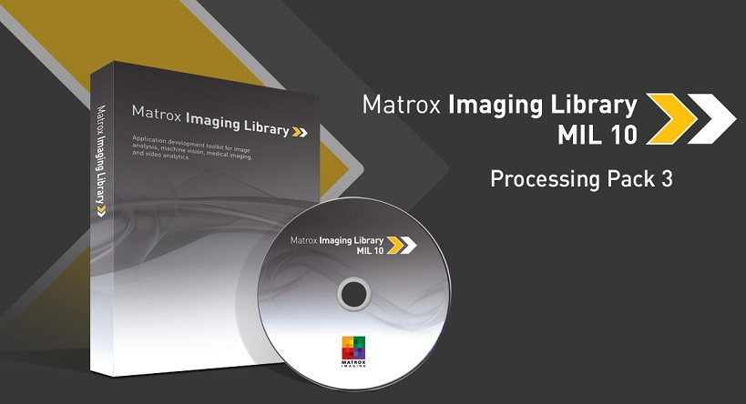 The Matrox Imaging Library