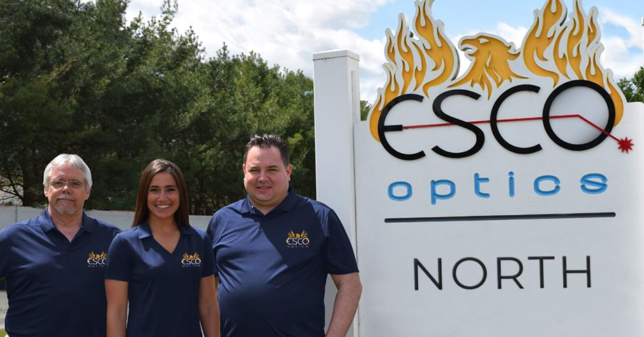 Esco Optics opens Rochester, NY office
